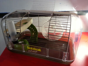 Hamster habitrail retreat cage- good condition