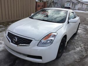 Awesome 2008 Nissan Altima 2.5S Coupe (2 door)