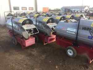 WACKER GLYCOL GROUND THAW ALLMAND FROST FIGHTER HERMAN NELSON