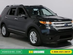 2014 Ford Explorer XLT 4WD TOIT CUIR NAV MAGS