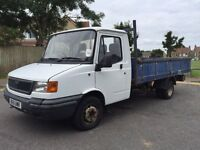 2001 LDV CONVOY FLAT BED TRUCK FULL WORKING ORDER IDEAL EXPORT