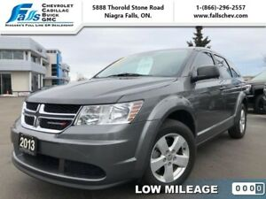 2013 Dodge Journey Canada Value Package  ONE OWNER,GREAT CONDITI