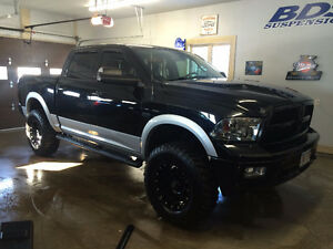 "2012 Dodge Power Ram 1500 LARAMIE CREW CAB $279.83 BI ""REDUCED"""