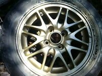 HONDA CIVIC RIMS