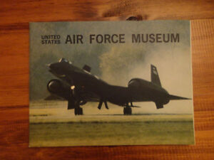 United States Air Force Museum 1980 edition