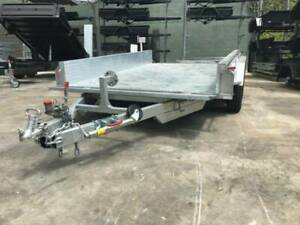 9X5  GALVANISED | TANDEM AXLE TRAILER | FULL CHECKERPLATE | Mackay Mackay City Preview