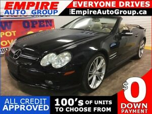2003 MERCEDES-BENZ SL-CLASS SL500 * RWD * LEATHER * NAVIGATION