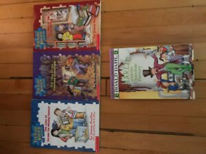 Jigsaw jones books.
