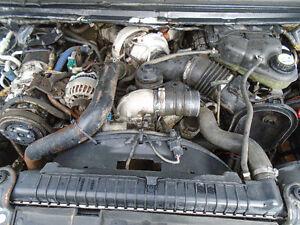 2003 Ford 6.0 liter diesel engine low kms