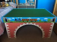 Thomas the tank train table