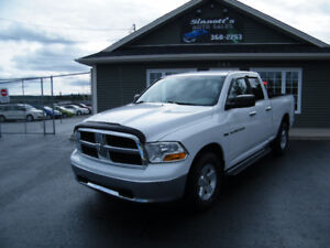 2012 Dodge Ram 1500 4x4, 144,000 km LOADED AND INSPECTED
