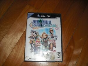 Final Fantasy Crystal Chronicles Nintendo Gamecube Complet