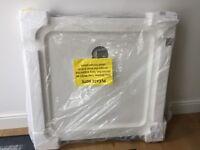 Brand new shower tray 700x700mm