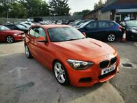 2014 BMW 1 Series 116i M Sport 3dr HATCHBACK Petrol Manual