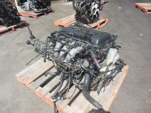 JDM SR20DET S13 BLACKTOP ENGINE 240SX 180SX SR20DET SWAP S13 MT