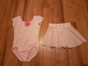 Ballet dance siut and skirt size 8