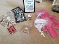 Multiple Wedding Essentials!!