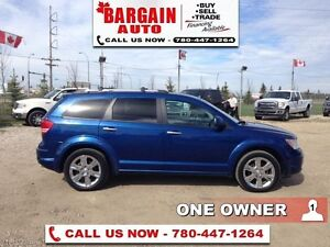 2010 Dodge Journey R/T AWD  - one owner - trade-in - LEATHER - N