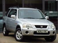 2000 Honda CR-V 2.0 ES 5dr (sun roof, a/c) SUV Petrol Manual