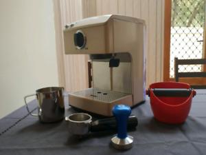 Stirling Coffee Machine