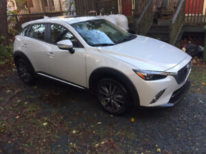 LEASE TAKE OVER - 2016 Mazda CX-3 GT SUV, Crossover - 12 Months