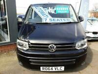2014 Volkswagen Caravelle 2.0 BiTDi BlueMotion Tech Executive 180 5dr DSG (HALF