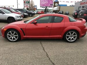 2007 MAZDA RX8 GT 76K ONLY, SUPER CLEAN SPORT CAR. REDUCED!!!