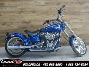 2009 Harley-Davidson SOFTAIL ROCKER C FXCWC 65,23$/SEMAINE