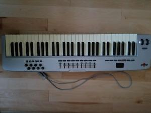 M-audio oxygen 61 keyboard