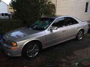 2002 Lincoln LS - Fully Loaded