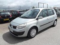 Renault Scenic 1.6 VVT 115 Expression 5 DOOR FAMILY MPV