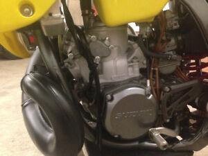 Suzuki RM 250 two stroke