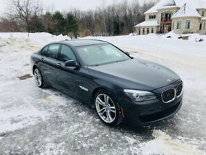 Bmw 750 xdrive 2012 M package