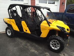 "2015 Can Am Commander Max 1000 ""Like New"""
