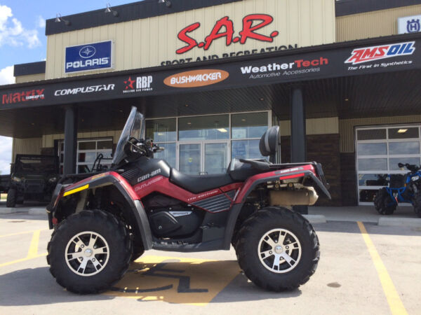 Used 2009 Can-Am Outlander Max 800 H.O. Limited Edition