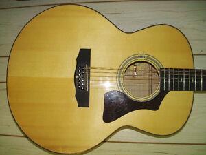 Guild GAD-JF3012 Jumbo 12-String Acoustic/Electric Guitar Peterborough Peterborough Area image 3