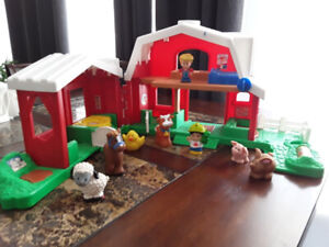 Ferme Fisher Price (LITTLE PEOPLE)