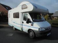 ACE Verona 6 Berth Centre Dinette
