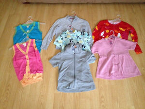 Girls size 10 /12 top lot M
