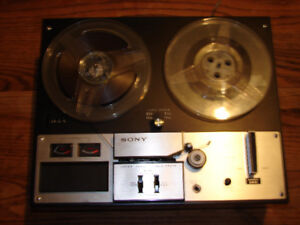 SONY TC 350 REEL TO REEL Stereo TAPE DECK Reduced $ 398.00
