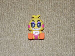 FUNKO, CHICA, MYSTERY MINIS, FIVE NIGHTS AT FREDDY'S, FIGURE