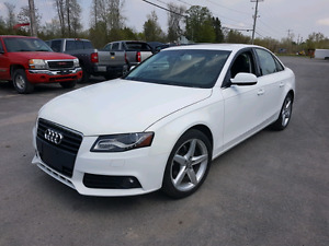2011 Audi a4 quattro premium 2.0T navigation certified etested