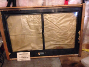 Fire Place Glass door screen