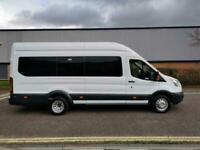 2017 Ford Transit 460 L4 H3 Trend 2.2 125ps - 17 Seater Minibus Diesel Manual