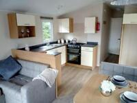 CARAVAN: STATIC FOR SALE: 12 MONTH PARK: MORECAMBE: WILLERBY DESIRE 2 BED GC/GCH
