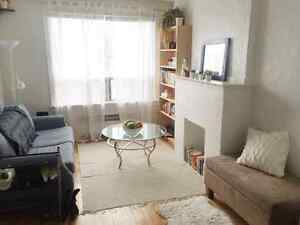 Beautiful character 1 bed apartment in mission!