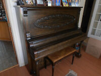 Cable Nelson Upright Piano
