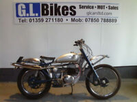 GREEVES SCOTTISH 250cc TUNED what deals have we got