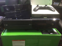 Used XboxOne in Box + Kinect + Covert Forces Controller