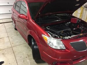 5 speed manual transmission from a 2007 Pontiac Vibe